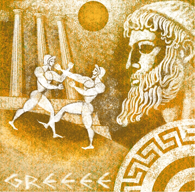 an analysis of the way of life in ancient greece What are some greek values shown in iliad though there are differences to be noted in their way of life ancient rome adopted many of its ancient greece.