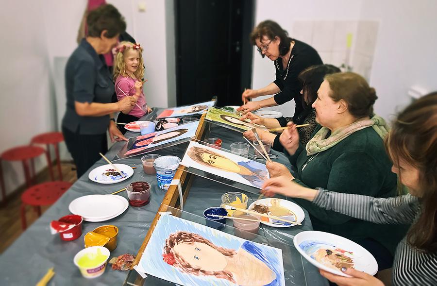 Творческая Студия и наши учителя