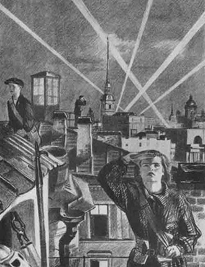 Творчество в блокадном Ленинграде