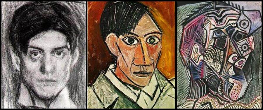 Арт-терапия через автопортрет