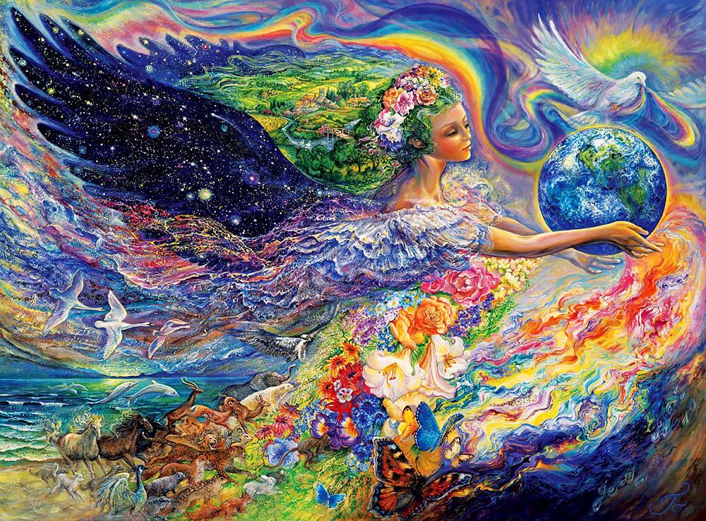 Внутренняя гармония и счастье через арт-терапию