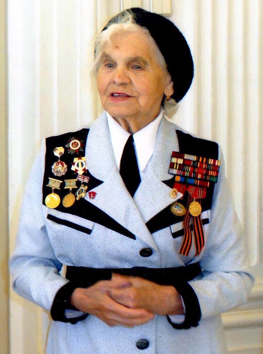 Сальникова Александра Евгеньевна