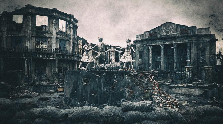 Сталинград в искусстве