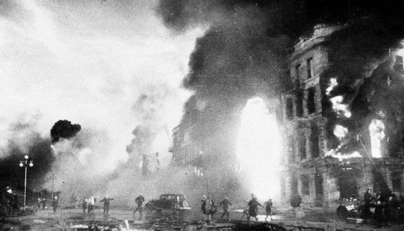 Сталинград. Мистика городских развалин