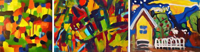 Что считать профессиональной живописью?