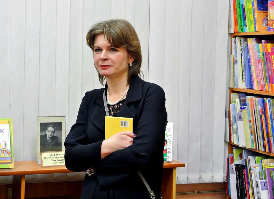 Художница Наталья Винникова и её выставка