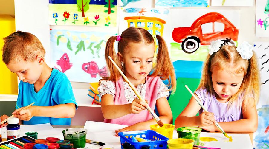 Детское рисование. Как воспитывать маленького художника, не допуская ошибок