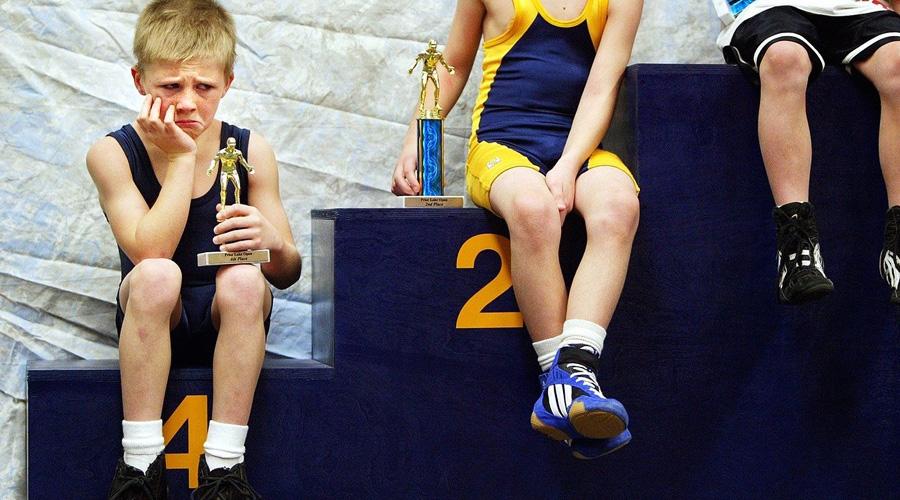 Детские конкурсы. Как достойно принимать первые поражения?