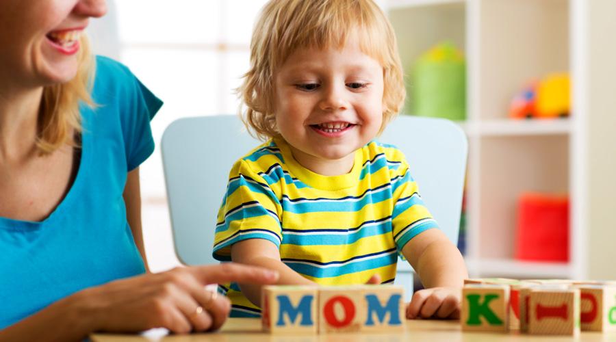 Игры со словами для развития мышления у детей